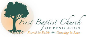 First Baptist Church of Pendleton Logo