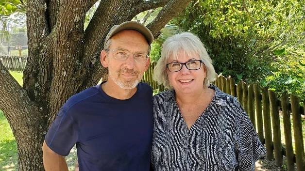 photo of Rick and Ellen Burnette, CBF Field Personnel